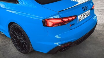 Audi RS 5 Coupé Rear - Audi Australia